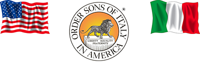 Image result for sons of italy california logo""